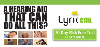 A hearing aid that can do all this? Lyric Can
